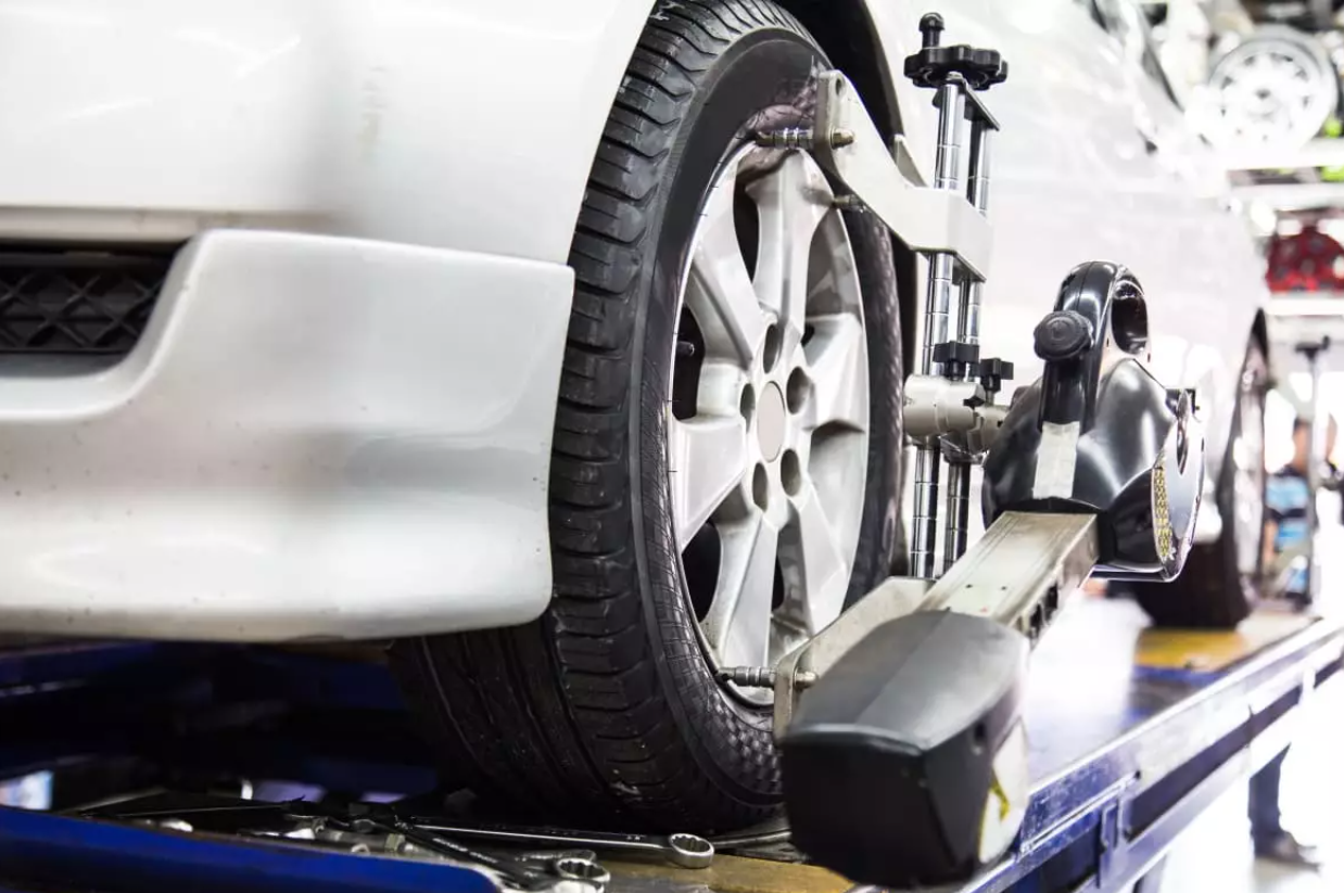 When to get wheel alignment